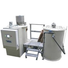 Omnial | Afvalwaterbehandeling