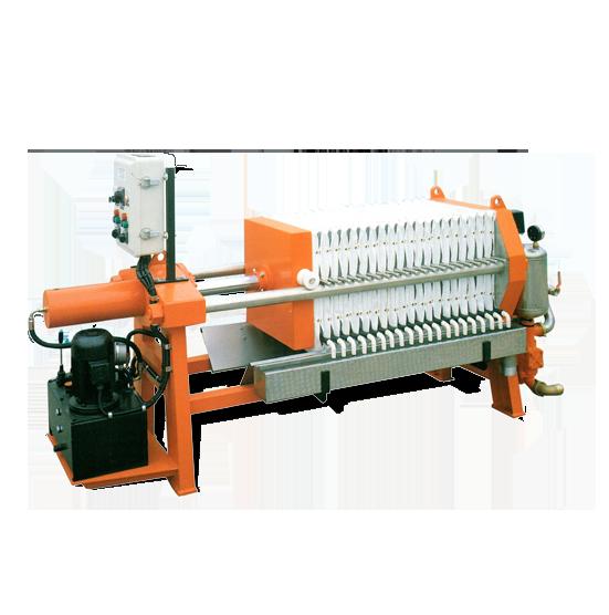 Omnial | Waterzuivering techniek | Kamerfilterpers